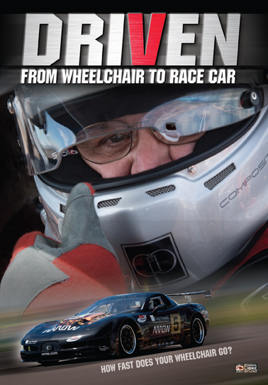 Driven: From Wheelchair to Race Car DVD