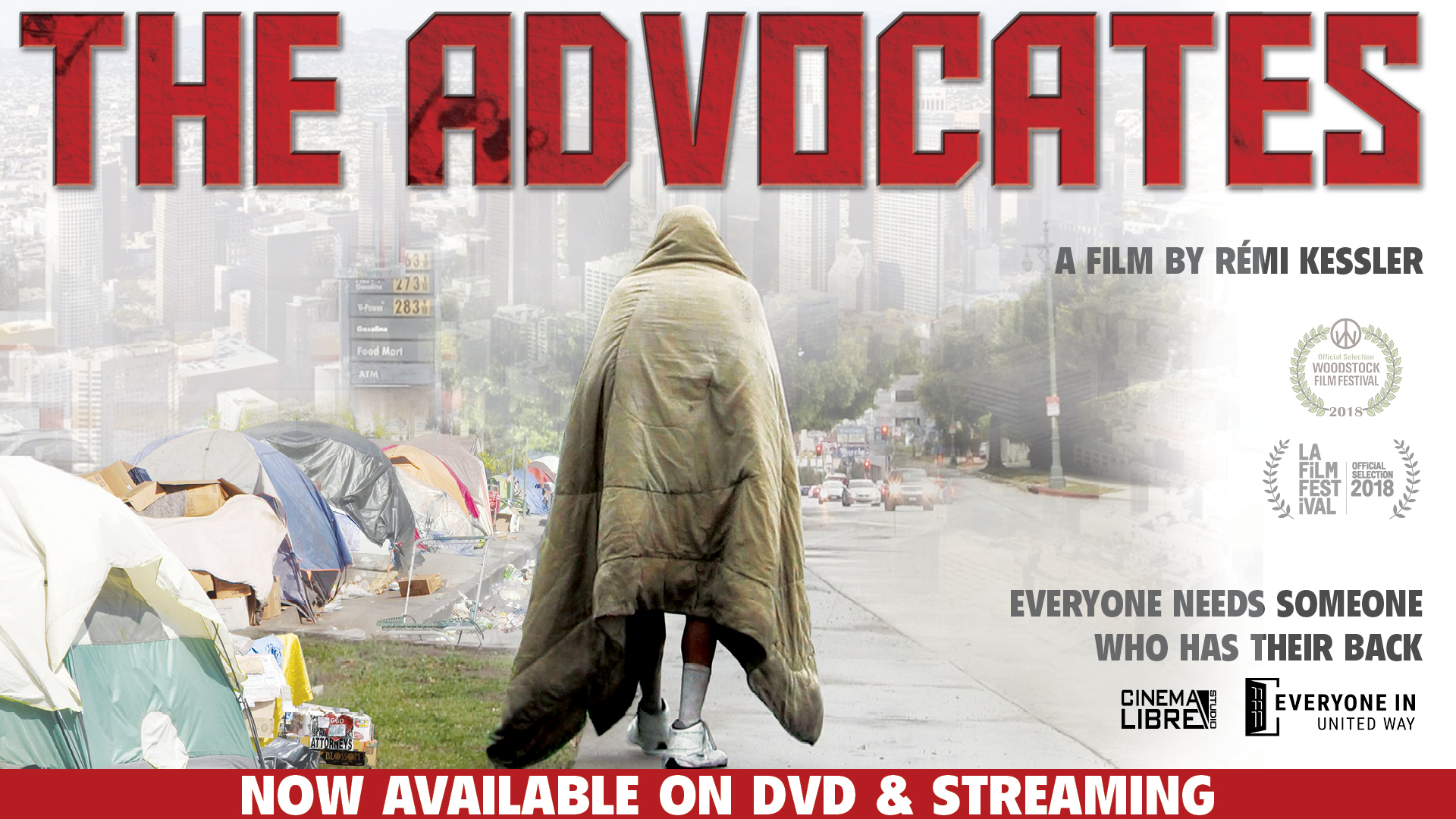 Click to purchase THE ADVOCATES