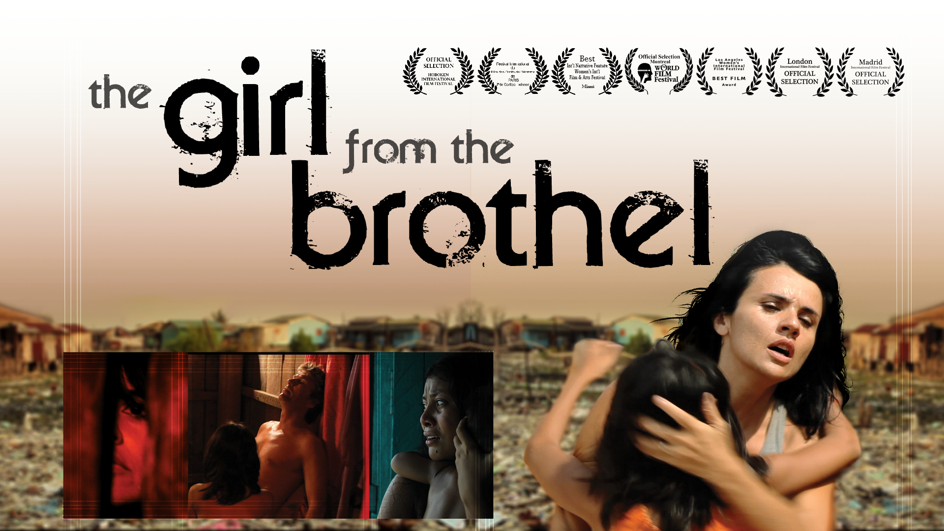 Click to purchase The Girl From The Brothel