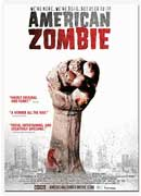American Zombie Theatrical Poster