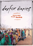 Darfur Diaries: Message from Home - DVD