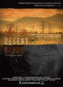 Desert Bayou Theatrical Poster