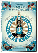 Shanti Generation: Yoga Skills for Youth Peacemakers - DVD