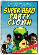 Super Hero Party Clown - DVD